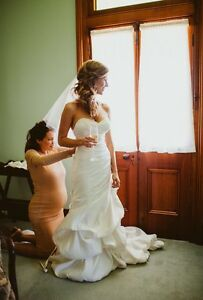 Moonlight Bridal wedding dress Size 8. $200 ONO Merewether Newcastle Area Preview