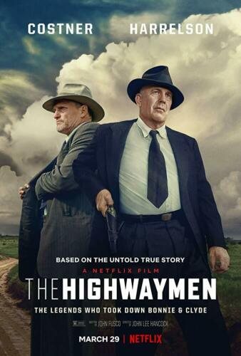 THE HIGHWAYMEN DVD FREE SHIPPING