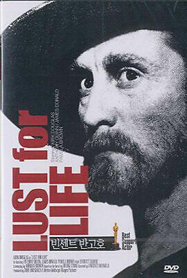 Lust For Life (NTSC All Region DVD) Kirk Douglas, Anthony Quinn 1956