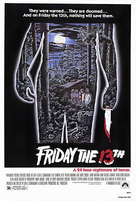 Friday The 13th Poster - 24