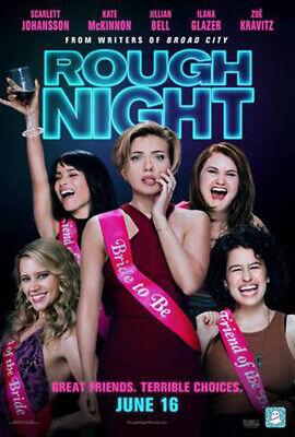 Scarlett Johansson ROUGH NIGHT Screen Worn 2pc Wardrobe w/tags and COA