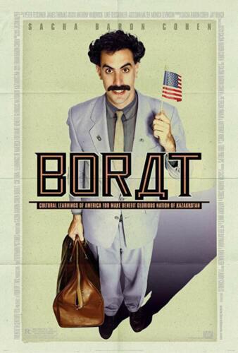 """35mm Feature Film """"BORAT"""" 2006"""