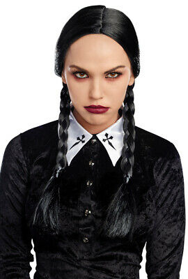 Wednesday Addams Adult Costume (Dreamgirl adult Addams Family Wednesday)