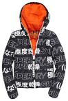 Superdry Density Visions Reversible Puffer