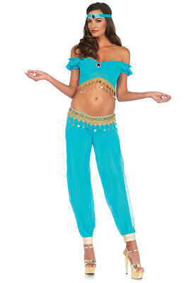 Sexy Leg Avenue womens Jasmine Arabian (Sexy Jasmine Kostüm)