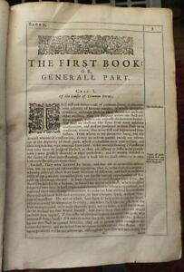 Rare Book: Pseudodoxia Epidemica, Second Edition 1650, by Sir T Oakville / Halton Region Toronto (GTA) image 2