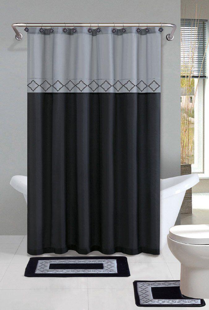 Designer 15 Piece Bathroom Accessory Set 2 Bath Ma In Home Garden Bath Bath Accessory Sets Ebay For Blanja
