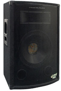 Brand New - PYLE PRO DJ STAGE SPEAKER SYSTEM - Awesome Price!