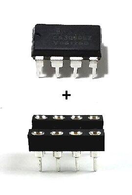1pcs Intersil Ca3080ez Socket - Operational-transconductance Amplifier New Ic