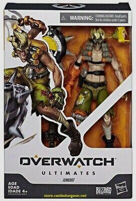 Junkrat Overatch Ultimates Hasbro Toys