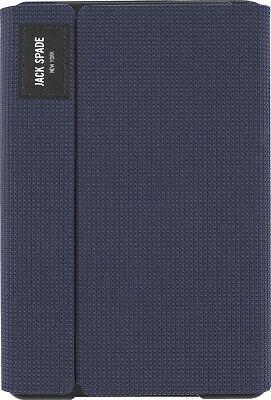 Jack Spade Luggage Nylon Folio Case for iPad Pro 9.7 inch - Navy Blue