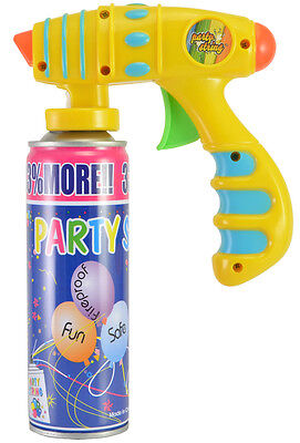 Silly party string gun (3 pack) fit all party string  with Free Shipping