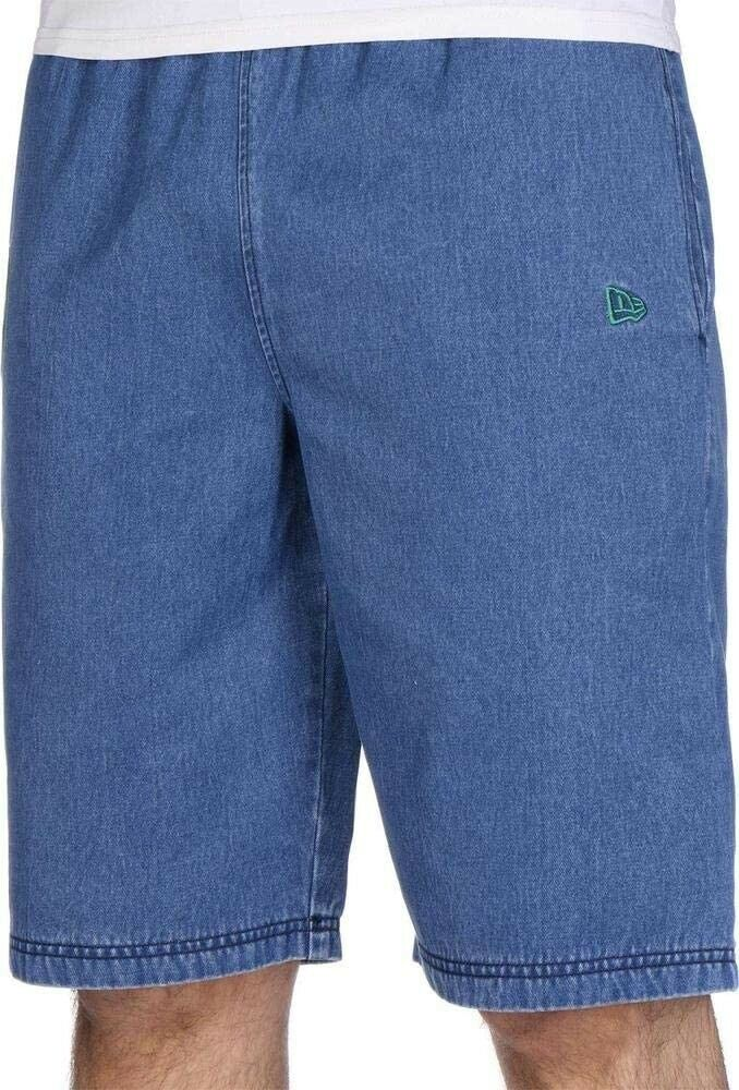 BERMUDA NEW ERA PANTALONCINO SHORT 11935249 NE97338SU19 NBA DENIM BOSTON CELTICS