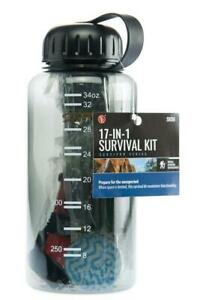 EVER WONDER IF YOU COULD SURVIVE LIKE TOM HANKS IN THE MOVIE CASTAWAY?  OUR BASIC SURVIVAL KIT MIGHT BE A LIFE SAVER !!