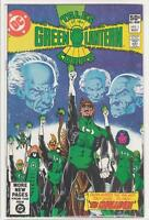 Tales of the Green Lantern Corps comics