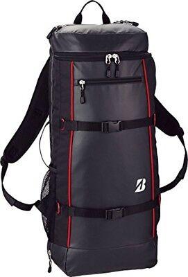 BRIDGESTONE  tennis backpack racket bag 3 black TRB611 Japan