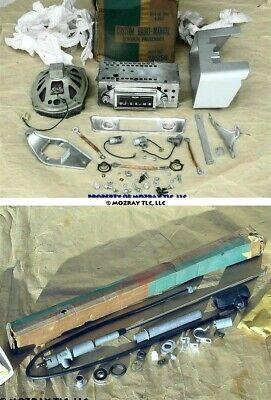 Chevrolet Manual AM Radio Unit Corvair 1962 NOS