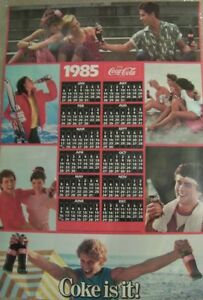 Coca-Cola Calendars Kitchener / Waterloo Kitchener Area image 4