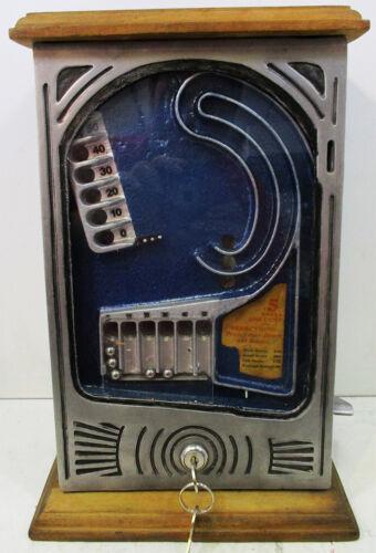 Loop Penny Skill Trade Stimulator circa 1940