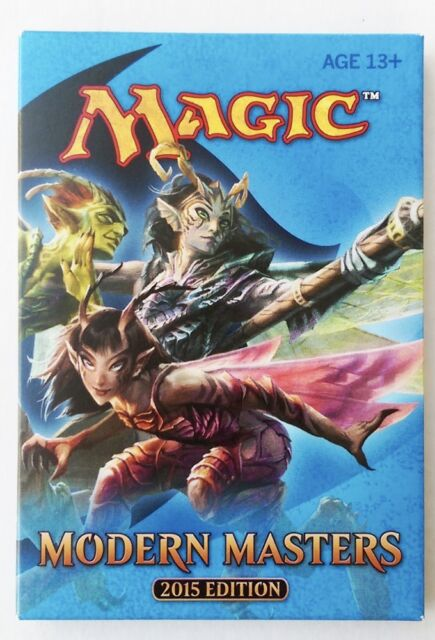 Modern Masters 2015 Booster Pack englisch - Magic the Gathering