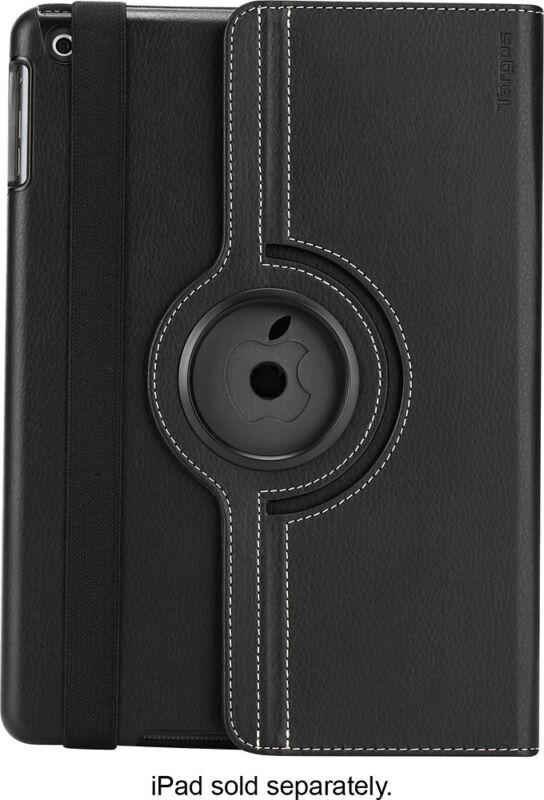 Targus VersaVu 360° Classic Plus Case for Select Apple® iPad® Models Black THZ530US