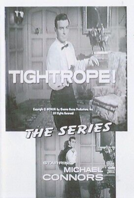 Tightrope The Tv Series 36 Of 37 Episodes Available  10 Dvd  Rare