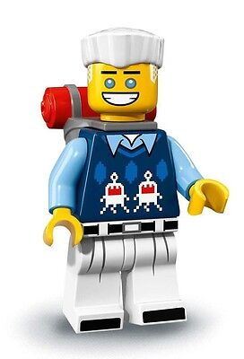 Lego New 71019 Ninjago Movie Series Sealed Box of 60 Minifigures Figures Case