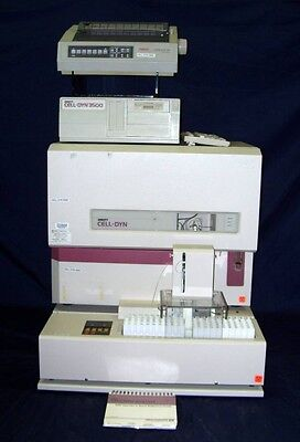 Cell-dyn 3500sl Hematology Analyzer