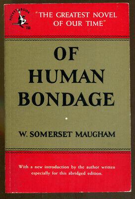 Of Human Bondage by W. Somerset Maugham-Vintage Pocket Books