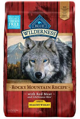 Blue Wilderness® Rocky Mountain Recipe, Grain Free Healt
