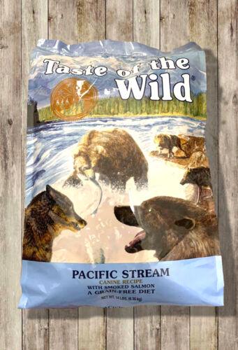 TOTW Pacific Stream Smoked Salmon Dry Dog Food, 28 lbs * 3 - NEW & FREESHIP