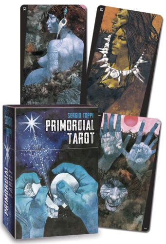 Primordial Tarot Deck Lo Scarabeo New Sealed