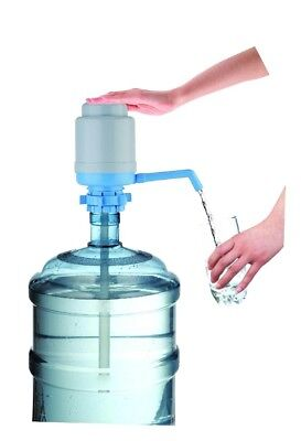 5 Gallon Drinking Water Jug Bottle Pump Manual Dispenser Home Office School NEW