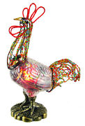 Chicken Rooster Lamp