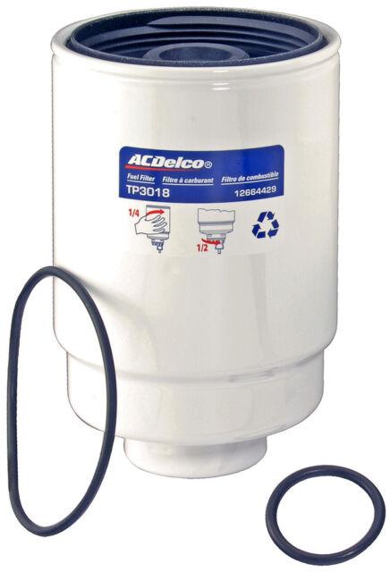 fuel filter acdelco pro tp3018 ebay. Black Bedroom Furniture Sets. Home Design Ideas