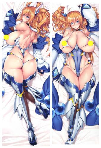 NEW Game Taimanin Onizaki Kirara Dakimakura Sexy Body Pillowcase Cover 150x50CM