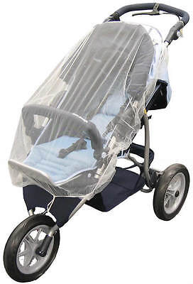 Reer Universal-Insektenschutz Mückenschutz Jogger Kinderwagen Reisebett