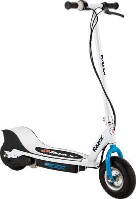 Razor E300 Monopattino Elettrico VelocitÀ Max 24 Km/h - Blu / Bianco