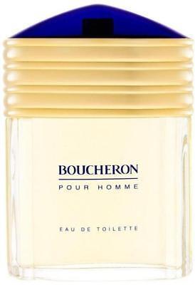 BOUCHERON by Boucheron 3.3 oz /3.4 oz edt Cologne for Men New tester