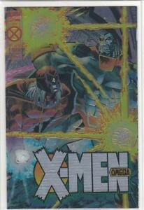 X-Men: Omega (Age of Apocalypse finale) - Marvel comics