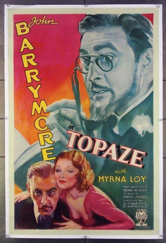 TOPAZE (1933) 26621