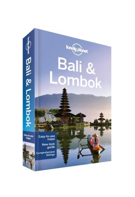 NEW Bali & Lombok By Lonely Planet Paperback Free Shipping