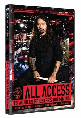 All Access to Aquiles Priester