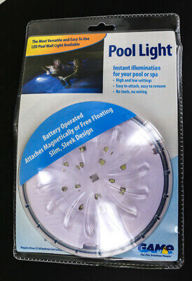 Intex Above Ground Magnetic or Floating Wall Pool LED Light NEW