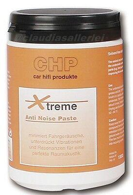 Xtreme Antidröhn Dämmpaste Dämmung Paste 1 Kilo Dose für Karosserie
