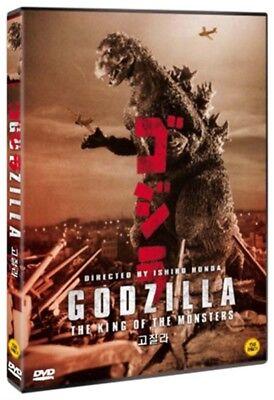 Gojira, Godzilla / Ishirô Honda (1954) - DVD new