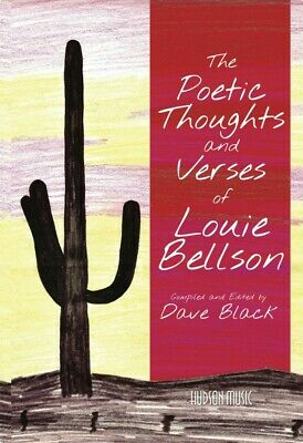 The Poetic Thoughts and Verses of Louie Bellson Percussion Book NEW 000363577