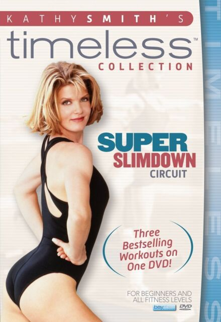 KATHY SMITH TIMELESS: SUPER SLIM CIRCUIT - DVD - Region Free