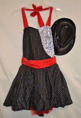 Liberts CABARET Dance Costume #1835 Adult Small for sale  Pottstown