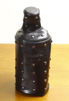 Usado, Absolut Vodka Rock Edition Leather Bottle Cover (NO ALCOHOL - COVER ONLY) segunda mano  Embacar hacia Argentina